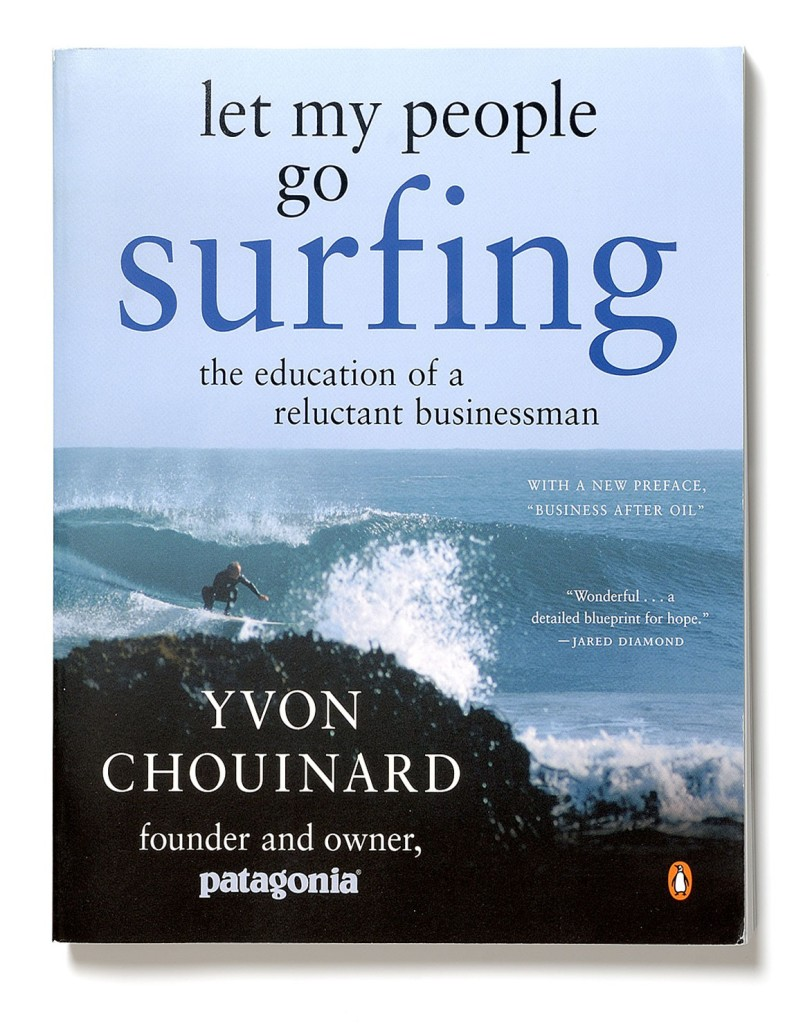 the leadership style of yvon chouinard Buy a cheap copy of let my people go surfing: the education book by yvon chouinard and believe in the leadership of the company.